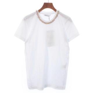 ドゥロワー(Drawer)のceciliebahnsen 超レア! ビーズTシャツ セシリエバンセン(Tシャツ(半袖/袖なし))