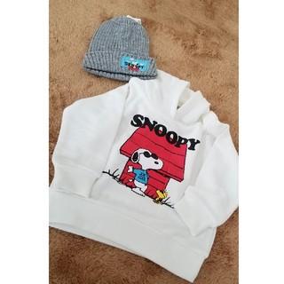 スヌーピー(SNOOPY)のスヌーピー ジョークルー 2点セット(Tシャツ/カットソー)