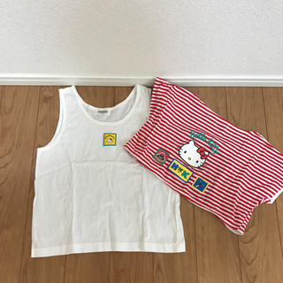 サンリオ(サンリオ)のハローキティ 半袖 120(Tシャツ/カットソー)