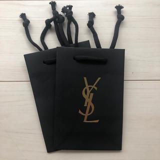 イヴサンローランボーテ(Yves Saint Laurent Beaute)のYSL ショッパー 2枚セット(ショップ袋)