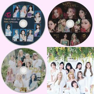 ウェストトゥワイス(Waste(twice))のTWICE💛 2020 BEST PV&TV セット(ミュージック)