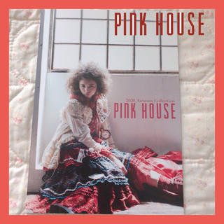ピンクハウス(PINK HOUSE)の【新品】ピンクハウス 2020年 Autumn collection 秋カタログ(ファッション)
