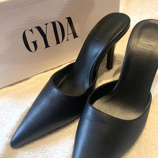 ジェイダ(GYDA)のGYDA ポインテッドミュール(ミュール)