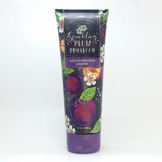 Bath & Body Works - BBW Sparkling Plum Prosecco ボディークリーム