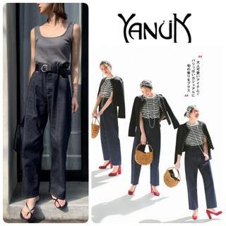 YANUK - CLASSY掲載★20AW 新品 ヤヌーク 新型 COLLEEN 24