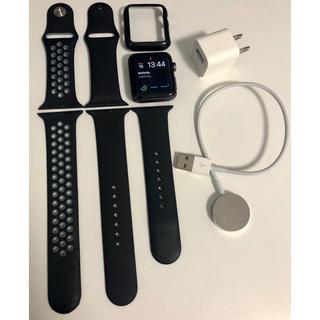 アップル(Apple)の【Apple】Apple watch series2 GPS Model 防水(腕時計(デジタル))