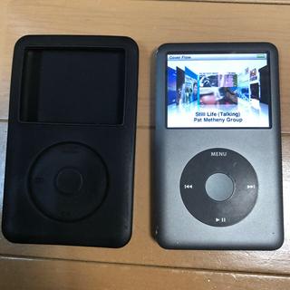 Apple - iPod classic 160GB  第6.5世代最終モデル MC297J/A