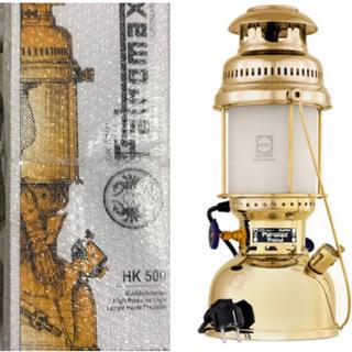 ペトロマックス(Petromax)のペトロマックス【Petromax】HK500 ブラス 新品未開封(ライト/ランタン)