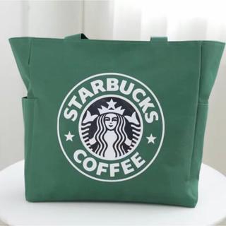 Starbucks Coffee - スターバックス ミニトートバッグ エコバッグ レジバッグ グリーン