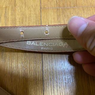 バレンシアガ(Balenciaga)のBALENCIAGA バレンシアガ ベルト(ベルト)