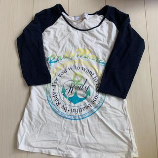 レディー(Rady)のRadyロンティ(Tシャツ(長袖/七分))