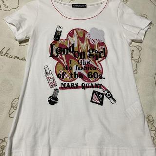 マリークワント(MARY QUANT)のマリークワント マリクワ Tシャツ 日本製  記念Tシャツ(Tシャツ(半袖/袖なし))
