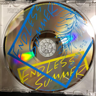 Kis-My-Ft2 - ENDLESS SUMMER 通常盤CDのみ