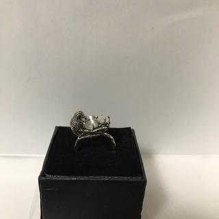 鳥の巣のリング(リング(指輪))
