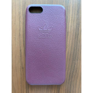アディダス(adidas)のadidas Originals iPhone 6/6s/7/8用ケース本革使用(iPhoneケース)