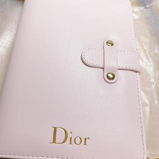 ディオール(Dior)のディオール ノートブック(ノート/メモ帳/ふせん)