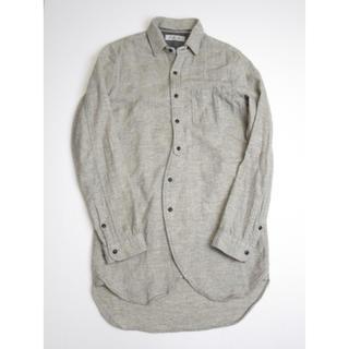 アンユーズド(UNUSED)の【Classic】 UNUSED アンユーズド ロングシャツ グランパシャツ(シャツ)