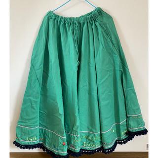 ゴートゥーハリウッド(GO TO HOLLYWOOD)のゴートゥーハリウッド  スカート 130(スカート)