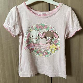 サンリオ(サンリオ)のTシャツ(キッズ)(Tシャツ/カットソー)