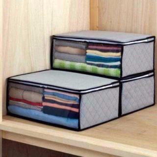 ストレージスタイル 衣類 整理袋 3枚組 グレー 活性灰 ¥1,990 商品説明(オフィスチェア)