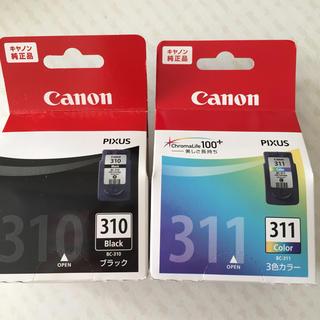 Canon - Canon   インクカ一トリッジ BC310.311