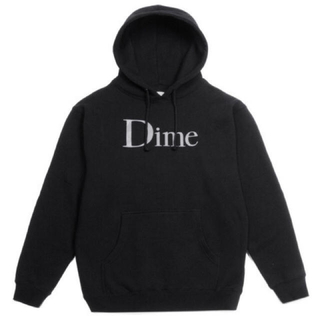 Dime mtl 初期Diorロゴサンプリング パーカー M 新品(パーカー)