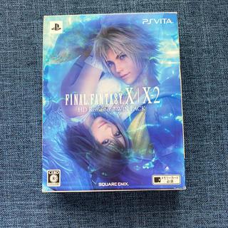 PlayStation Vita - ファイナルファンタジーX/X-2 HD リマスター TWIN PACK Vita