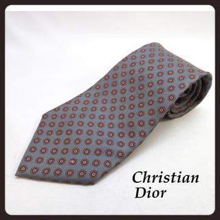 クリスチャンディオール(Christian Dior)のChristian Dior クリスチャンディオール ネクタイ メンズ 花 (ネクタイ)