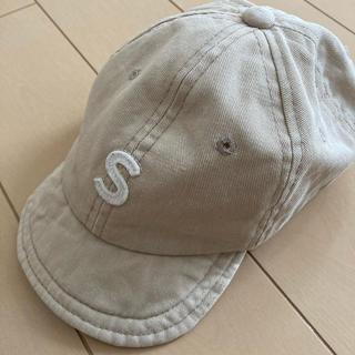プティマイン(petit main)のプティマイン 50 帽子 キャップ ベージュ(帽子)