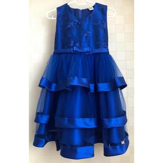 ドレス ロイヤルブルー 150(ドレス/フォーマル)
