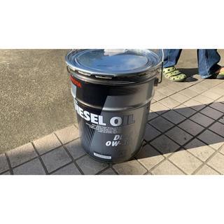 トヨタ(トヨタ)のトヨタ純正ディーゼルオイルDL-1  0W-30 20L 旧缶(メンテナンス用品)