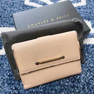 チャールズアンドキース(Charles and Keith)のCHARLES&KEITH 2つ折り財布(財布)