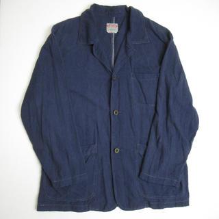 コモリ(COMOLI)の【Recommend】 90s OLD シルク ワークカバーオール ジャケット(カバーオール)