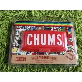 チャムス(CHUMS)のCHUMS ウェットティッシュケース チャムス(外出用品)