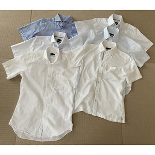 スーツカンパニー(THE SUIT COMPANY)の半袖 シャツ オンリー社 6枚セット(シャツ)