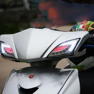 ヤマハ(ヤマハ)のシグナス se44j 台湾5期 LED ウインカー デイライト(パーツ)