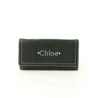 クロエ(Chloe)のクロエ 長財布 ONESIZE ブラック系 財布(財布)
