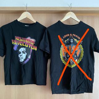 フレイアイディー(FRAY I.D)のプリントTシャツ(Tシャツ(半袖/袖なし))