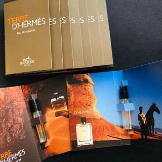 エルメス(Hermes)の新品 紙ケース付き エルメス テール ドゥ エルメス  EDT サンプル(香水(男性用))