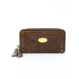 クロエ(Chloe)のクロエ 長財布 ONESIZE ブラウン系 財布(財布)