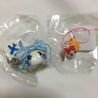 ほっぺちゃん 2個セット(キャラクターグッズ)