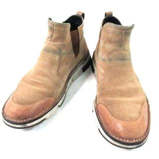 ランバンオンブルー ショートブーツ メンズ(ブーツ)