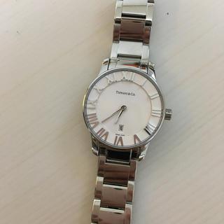 ティファニー(Tiffany & Co.)のいいねは買う人のみ アトラス 2-ハンドクォーツ(腕時計)