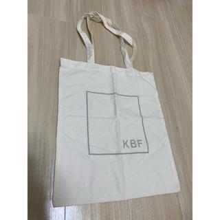 ケービーエフ(KBF)の【値下げ】KBF  トートバッグ(ショッピングバッグ)(トートバッグ)