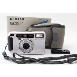 ペンタックス(PENTAX)のPentax Espio 120 Mi 35mm コンパクトフィルムカメラ(フィルムカメラ)