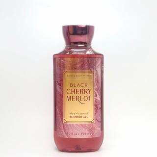 Bath & Body Works - BBW Black Cherry Merlot 2点セット