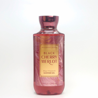 Bath & Body Works - BBW Black Cherry Merlot シャワージェル