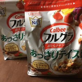 カルビー(カルビー)のカルビー フルグラあっさりティスト(菓子/デザート)