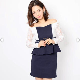 デイジーストア(dazzy store)の数回着用 👗 ドレス ④(ミニドレス)