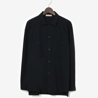 THYARD カノコオーバーシャツジャケット